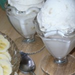 Banana Ice Cream recipe