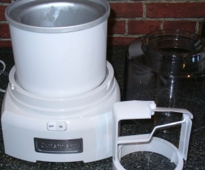 Cuisinart Ice Cream Maker Ice-21 Parts